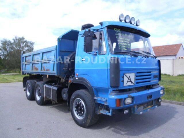 Škoda LIAZ 2933SD N3G (ID 10955) dump truck - 1998