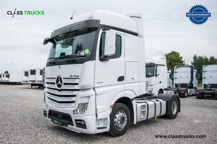 Mercedes-Benz Actros 1848 LS 4x2 BigSpace PC - 2017