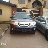 A super clean 2010 Honda pilot for sale
