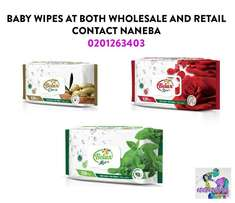 baby wipes for sale