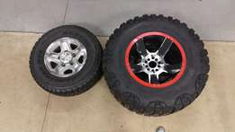 """40""""x15.50R20LT Nitto Tyres"""