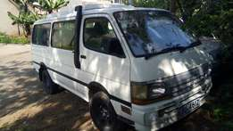 Toyota Hiace 5L manual