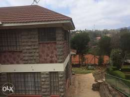 House for sale in a leafy suburb of Ngong town