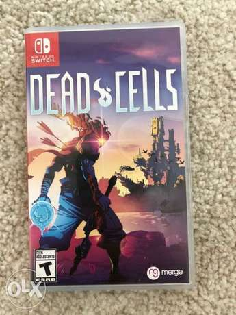 Dead Cells Nintendo Switch Game (New!)