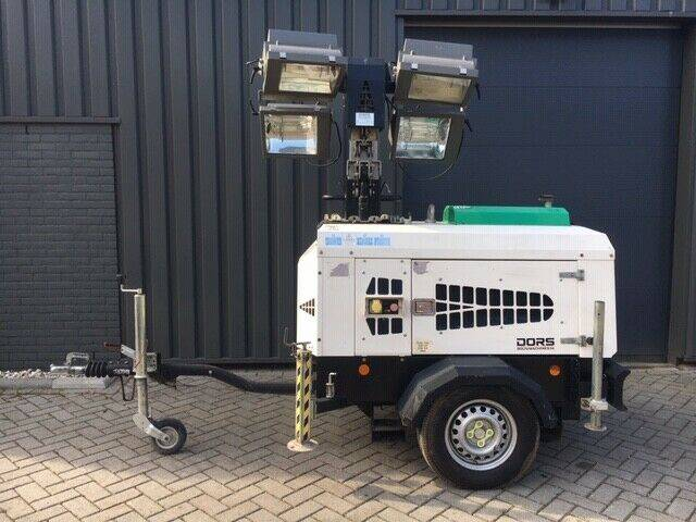 Atlas Copco Towerlight VT 1 lichtmast 4x1000W - 2014