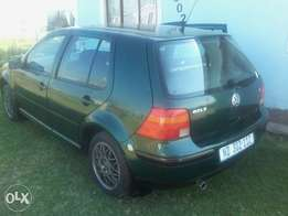 Urgent sale my golf 2