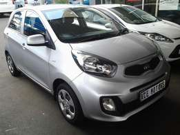 2014 Kia Picanto 1.1 LX for sale R90000