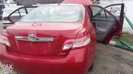 Toks Accident Free 2010 xle Full Option Toyota Camry Muscle