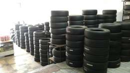 Now in stock good second hand tyres and mags