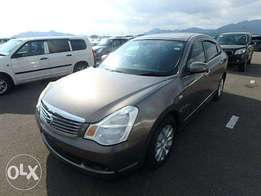 Brown Nissan bluebird sylphy on sale: deposit accepted