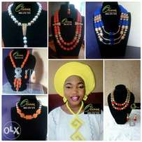 Beautiful Beads and makeover