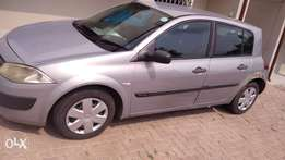 2003 Renault Megane 1.6 Scripping all parts NOW!