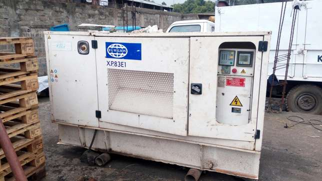 Generator for sale 80 kva Nairobi West - image 1