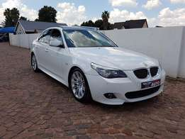 2008 Bmw 530D sport auto with front and rear pdc