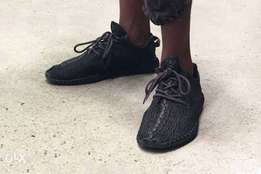 pirate black yeezy 350 sneakers