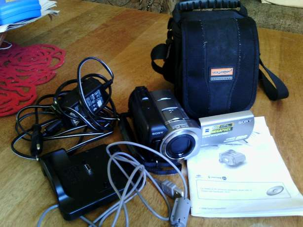 Sony HDD 40G video camera Randfontein - image 1