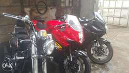 Motorbikes for sell