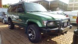 Isuzu Trooper - Petrol