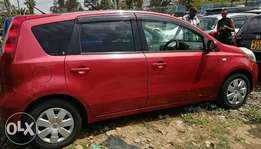 Selling Nissan Note
