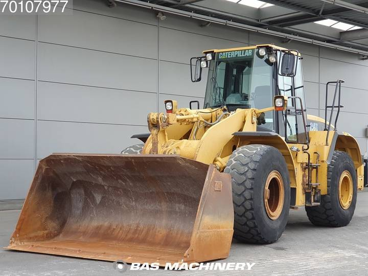Caterpillar 962G German dealer machine - 1999