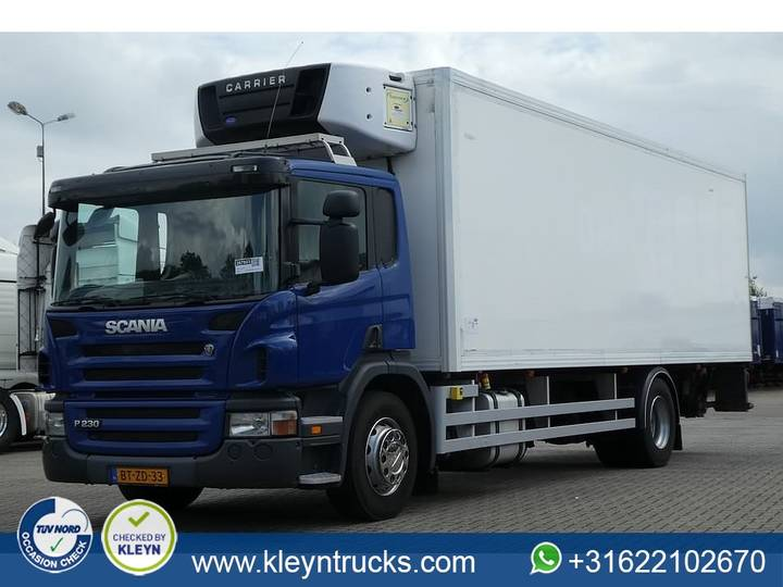 Scania P230 carrier only 269tkm - 2008