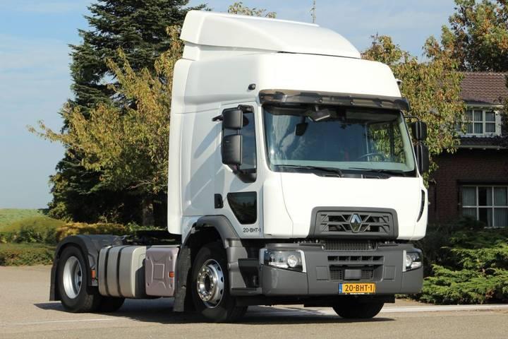 Renault D-wide 86dkm! - 2016