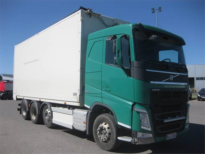 Volvo Fh13 - 2014
