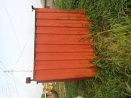 8ft by 9ft container for sale