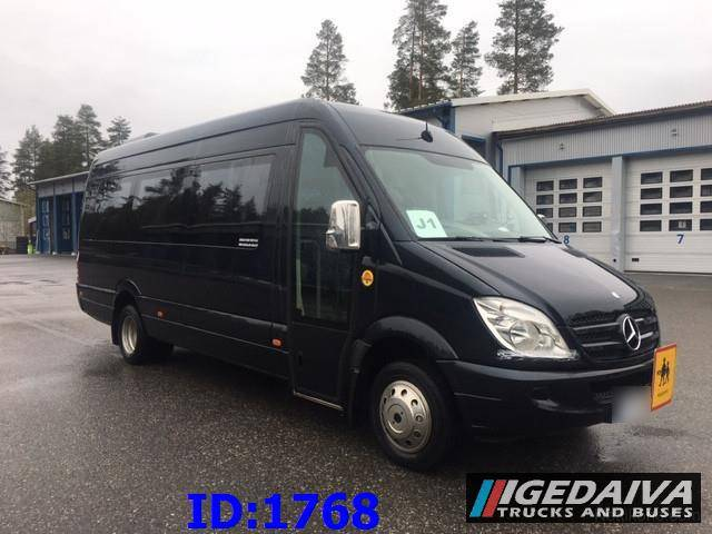 Mercedes-Benz Sprinter 519 EURO5 - 2012