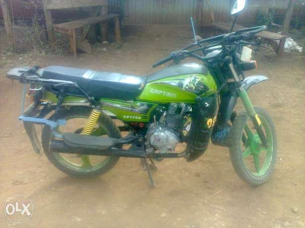 Motorcycle on sale captain 175cc Ngong - image 1