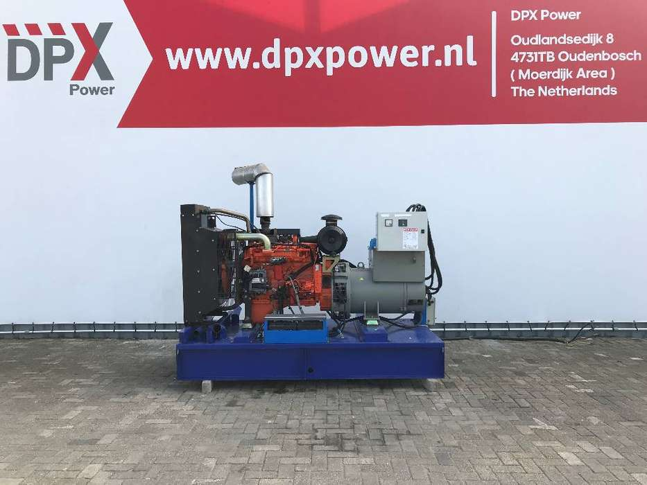 Iveco NEF60TE2 - 180 kVA Generator - DPX-11771 - 2004