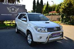 2011 Toyota Fortuner 3.0 D4D in good condition
