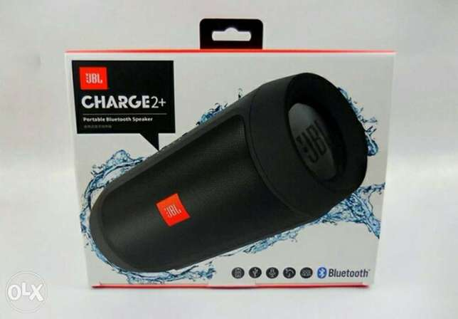 New Original JBL Charge2+ IPX5 WaterProof Portable Bluetooth Speaker Ajeromi LGA - image 2