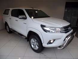 2016 Toyota Hilux 2.8 GD6 4X2 A/t