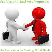 Professional Business Proposals and Plans