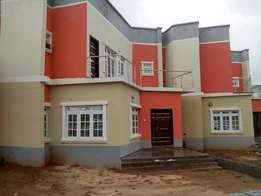 Rent to own of a brand new 4bedroom terrace duplex at Sam Nujoma estat