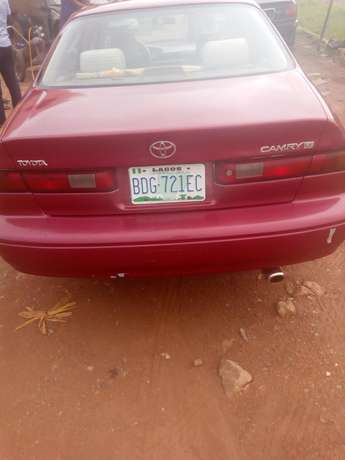 Clean Toyota Camry for sale Kubwa - image 3