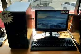 Complete home/office PC