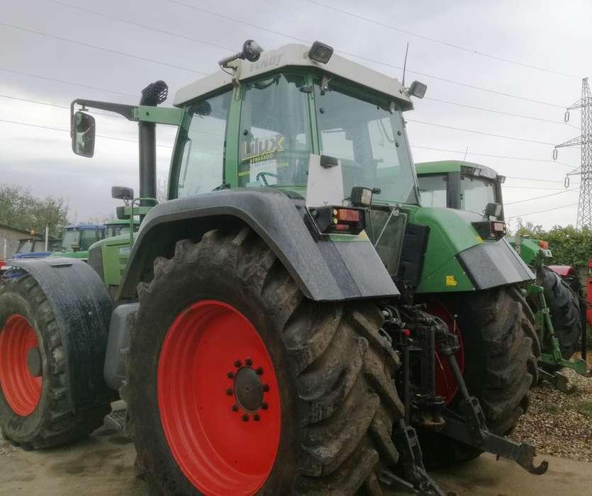 Tractor Fendt Favorit 824 Turboshift - image 5