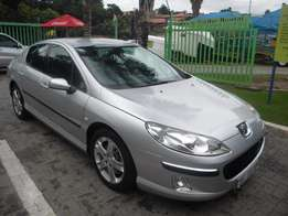 Peugeot 407 2.2 St Sport for sale