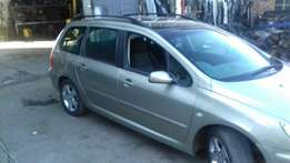 Peugeot 307 Wagon for sale