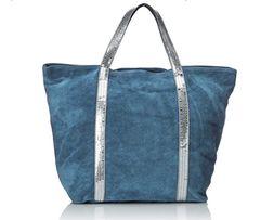 3ec0dc31 Итальянская сумка из натуральной замши синего цвета от chicca borse