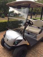 Yamaha 48v electric golf cart