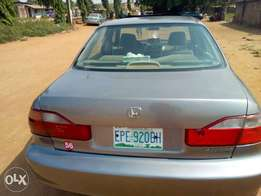 Honda accord 2001 model for sell