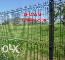 Fencing in Vaal. All types