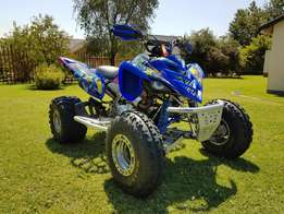 Yamaha Raptor 700R - Cleanest Around, Full House!