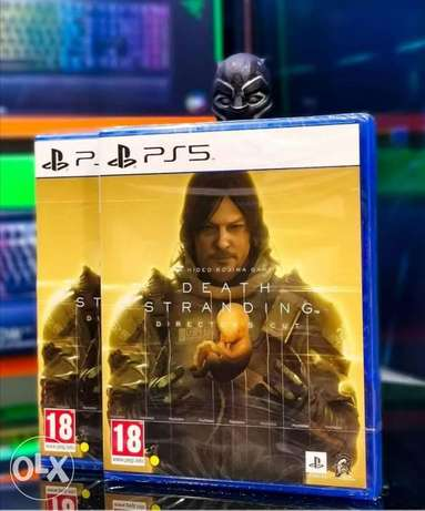DeathStanding Directors Cut Ps5 Game available now