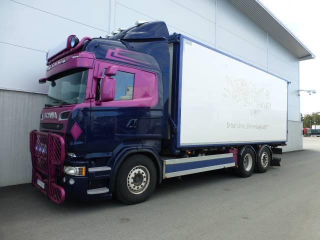 Scania R730 6x2*4 Euro 6 - 2014