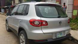 Mint Clean 2011 Volkswagen TIGUAN for sale #2.5m