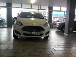 Pre owned 2014 Ford Fiesta 1.4 Ambiente